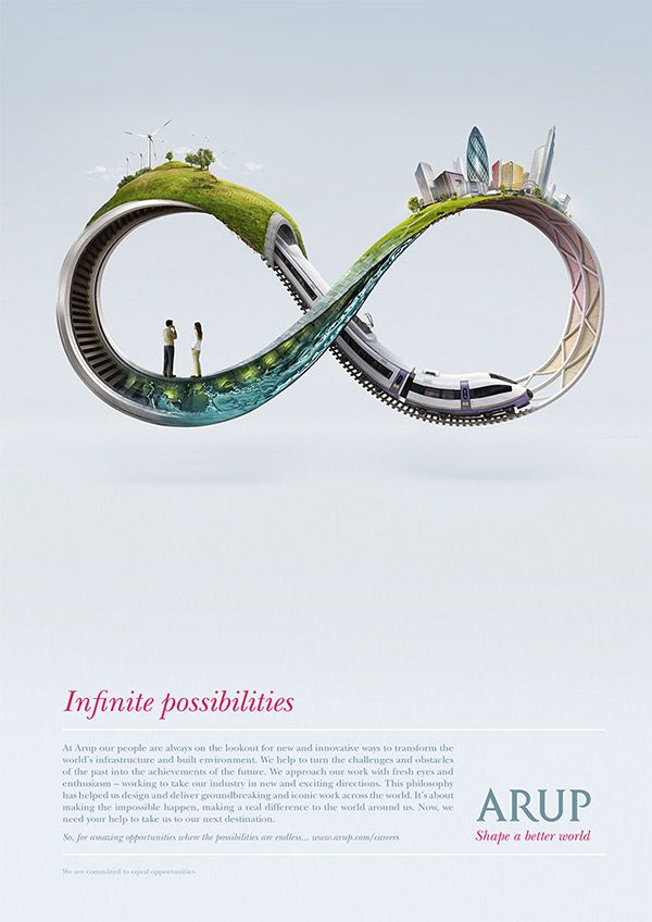 Everything is possible on Behance