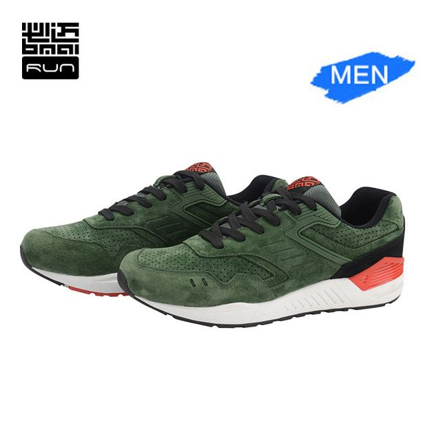 BMAI Man Cushioned Running Shoes Woman Antibacterial Sports Sneakers Athletic Outdoor Sneakers Lovers