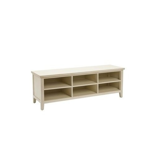 Safavieh American Home Collection Orford Off White Low Bookcase Furniture Decor