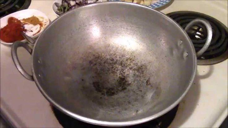 Brinjal potato curry