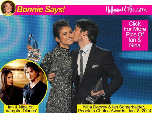 Report Nina Dating Ian Again Somerhalder Dobrev will ensure