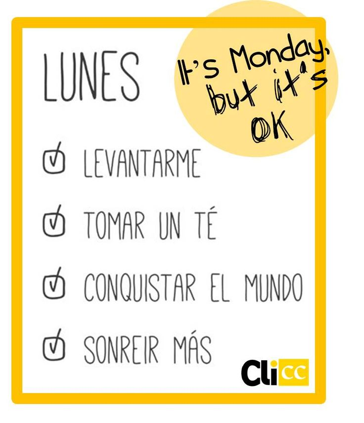 lunes, contact center, monday