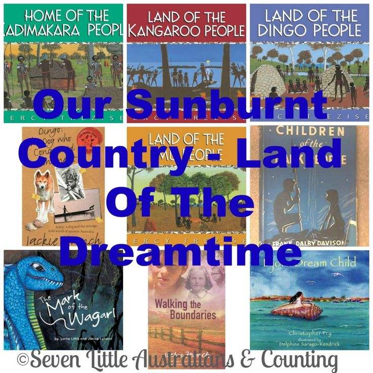 Land of the Dreamtime | Australian Aborigines | Indigenous Australians | Australian History | Our Sunburnt Country