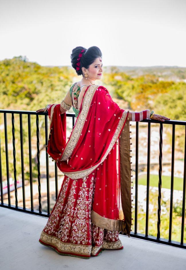 Beautiful Bridal Lengha | MnM Photo
