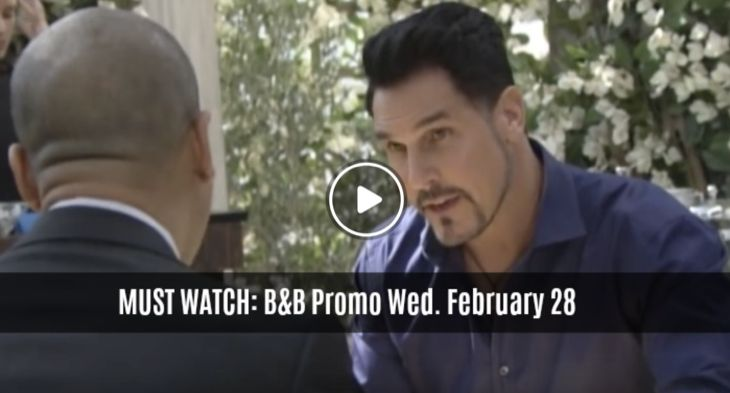 MUST WATCH The Bold And The Beautiful Preview Video Wednesday, February 28: Bill Disowns Wyatt, Leaving All To Justin