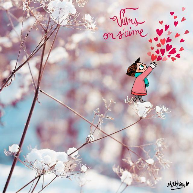 """Crayon d'Humeur : de l'Amour (""""Viens on s'aime"""") Plus"""