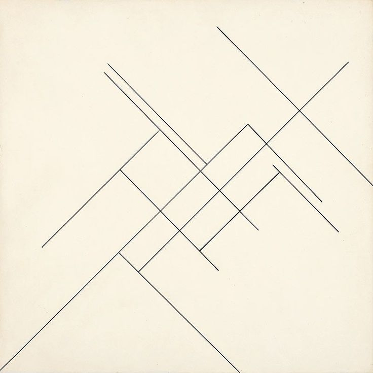 Henryk Stażewski, Untitled, 1976