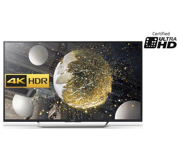 Buy Sony KD55XD7005 55 Inch Android SMART 4K Ultra HD TV w/ HDR at Argos.co.uk, visit Argos.co.uk to shop online for Televisions, Televisions and accessories, Technology
