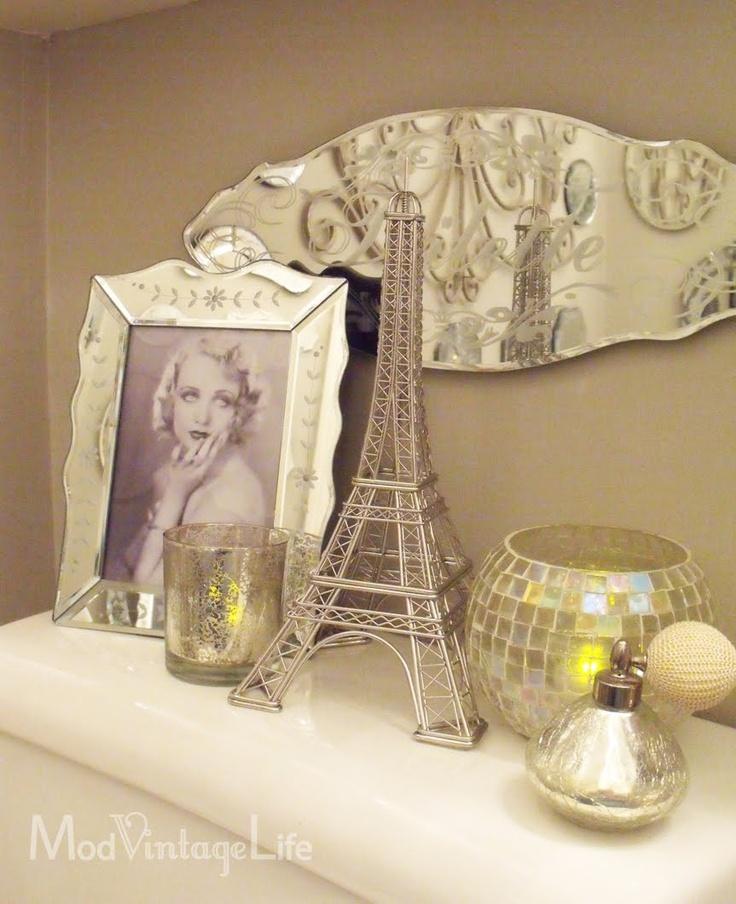 8 best Old Hollywood bathroom images on Pinterest   Bathroom ideas ...