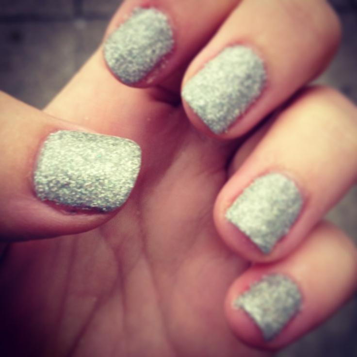 91 best ongles or,argent,métallique images on Pinterest   Make up ...