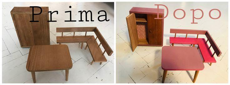 Oltre 25 fantastiche idee su mobili per bambole su - Restauro mobili vintage ...