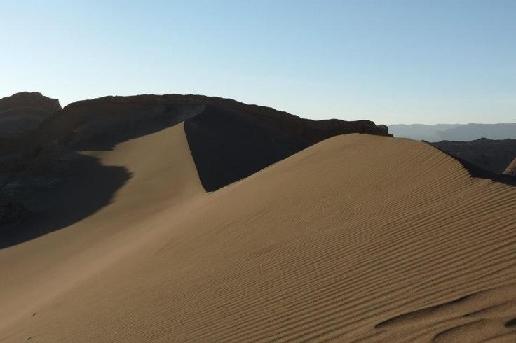 Valle de la Luna- chile
