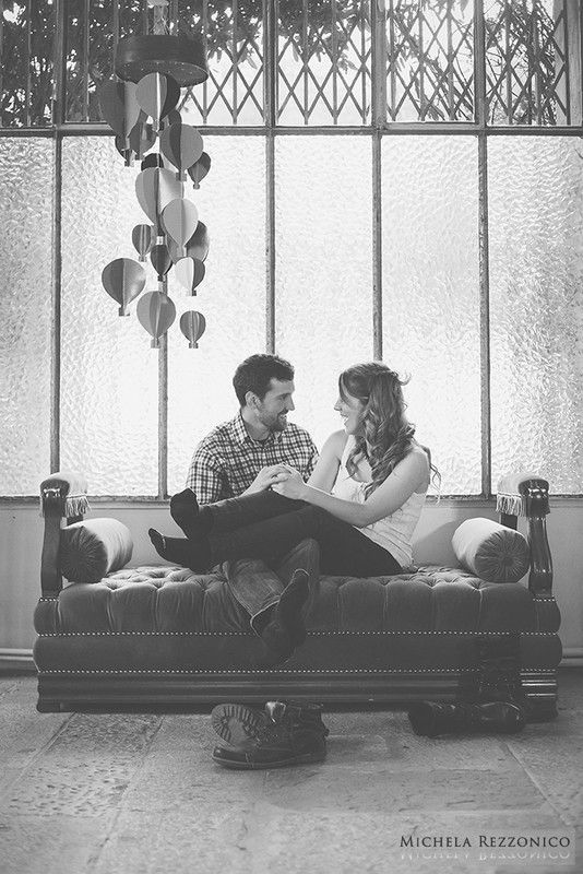 Sweet Home Engagement Photo - Engagement Session in Varese | Michela Rezzonico @Fabio D'Addante