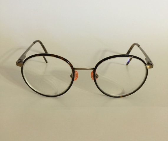 Brooks Brothers Prescription Eyeglasses, Used, Scratches and Wear, Includes Brooks Brothers Case
