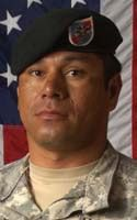 Army Sgt. 1st Class Alejandro Granado III  Died August 2, 2009 Serving During Operation Enduring Freedom  42, of Fairfax, Va.; assigned to the 2nd Battalion, 20th Special Forces Group (Airborne), Mississippi Army National Guard, Jackson, Miss.; died Aug. 2 in Qole Gerdsar, Afghanistan, of wounds sustained when insurgents attacked his vehicle with an improvised explosive device.