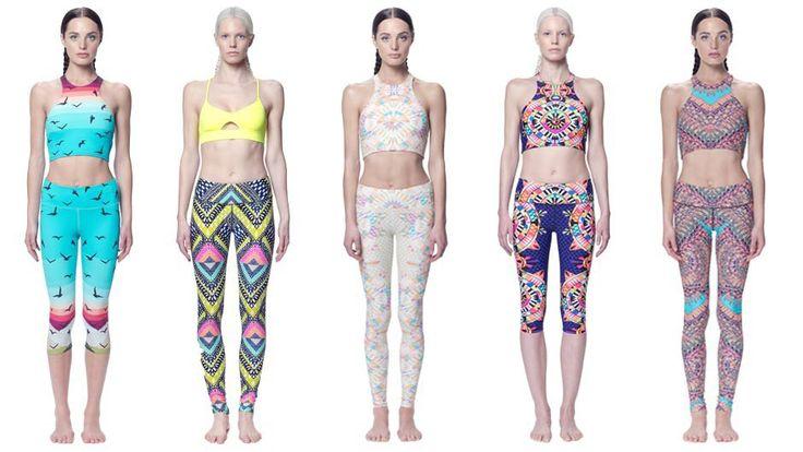 È arrivato il momento di cambiare il tuo abbigliamento da palestra con nuovi brand che non puoi perderti. diamo un'occhiata ad alcune linee di activewear...