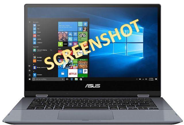 Cara Screenshot Laptop Asus Mudah Plus Cepat Di 2020 Windows Laptop Tahu