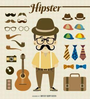 Hipster gear
