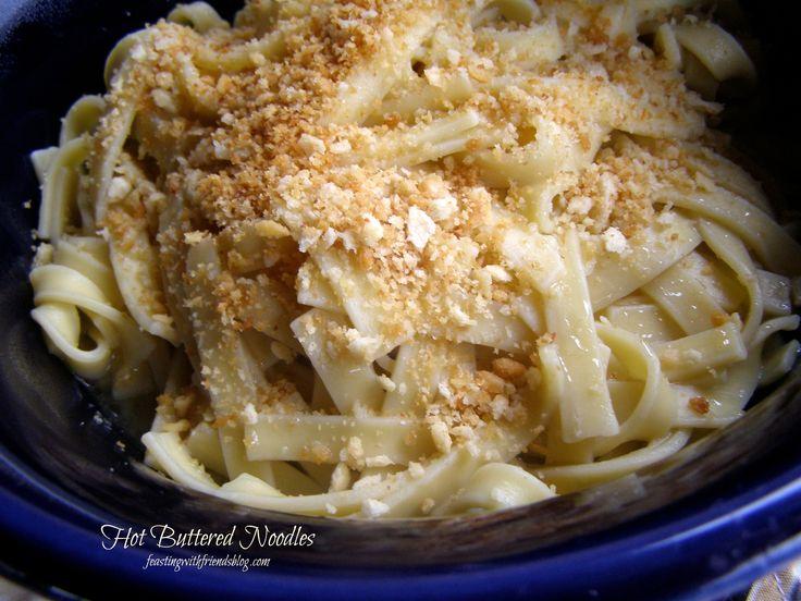 Frankenmuth Hot Buttered Noodles