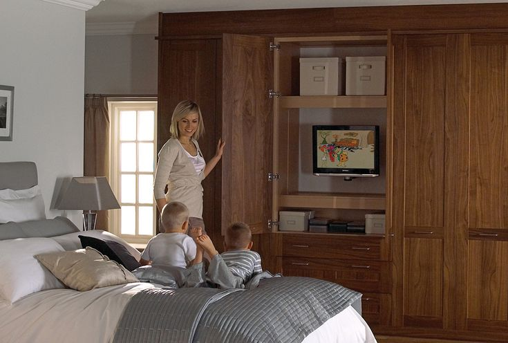 The Modena bedroom furniture range is perfect if you want to create a simple and traditional look