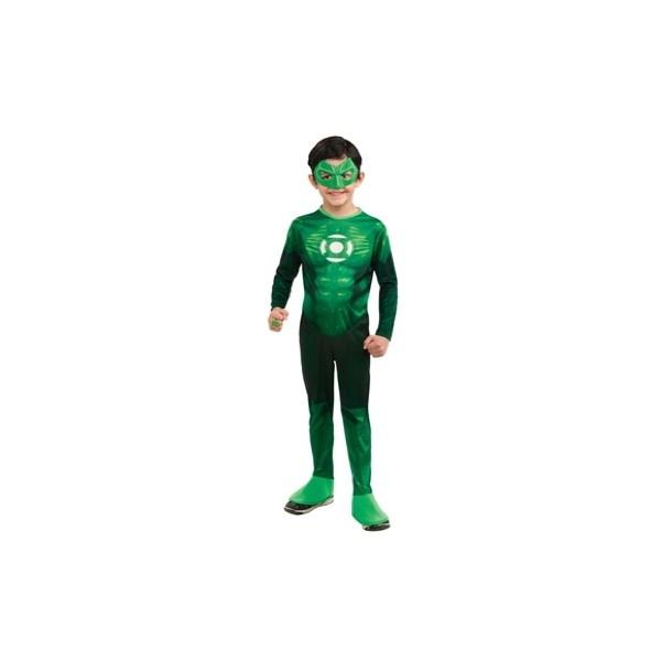 Disfraz de Linterna Verde niño - 24,99 + anillo 7,99 - 24/48