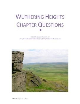 best 20 question and answer ideas on pinterest answers to questions  question list and kids wuthering heights study guide questions and answers wuthering heights study guide questions and answers