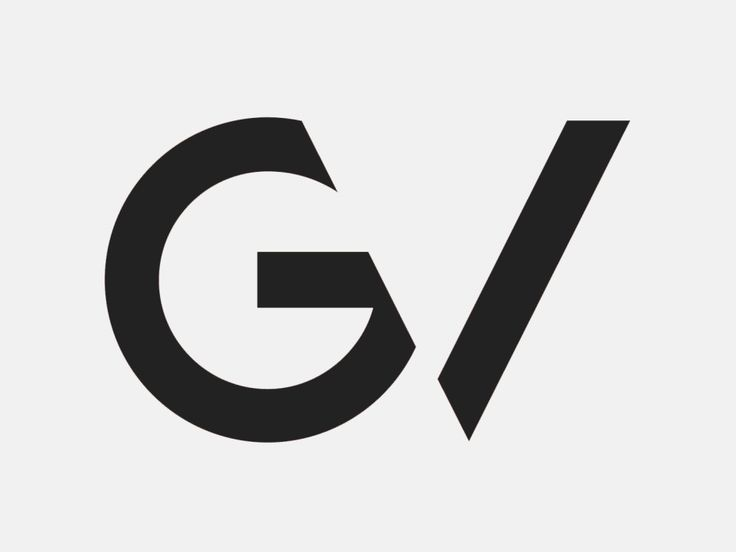 The VC subsidiary formerly known as Google Ventures is dead. Long live G(oogle)V(entures). - Does a new logo really change anything?