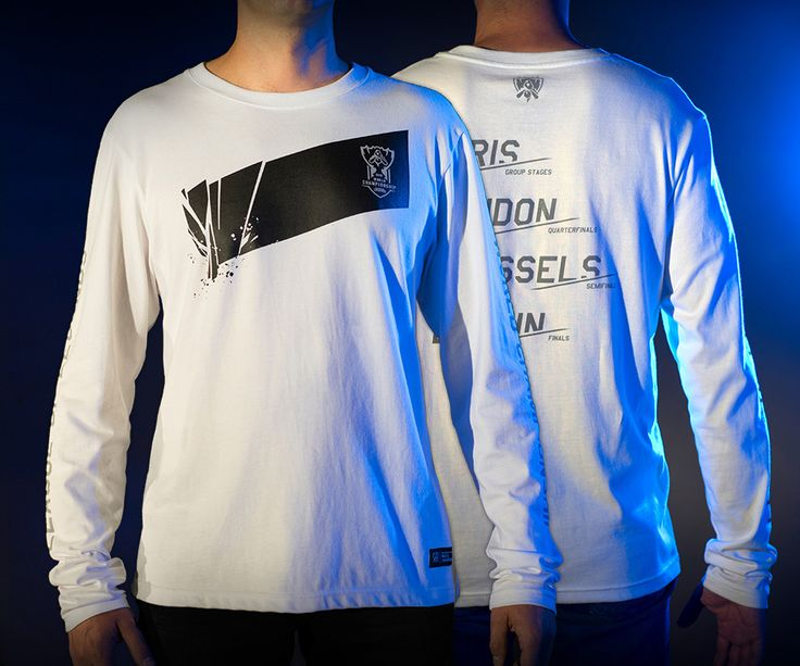 Riot Games Merch | Worlds 2015 US