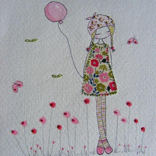 Lilipopo con globo