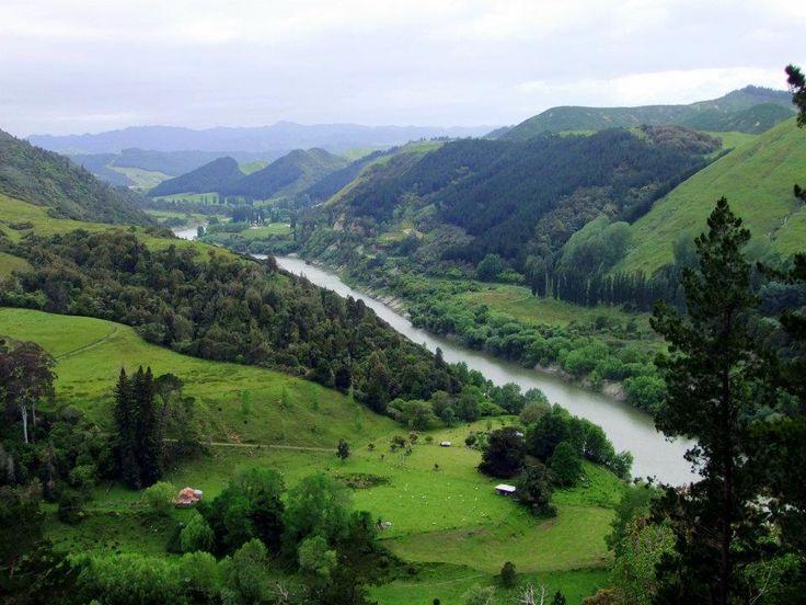 Wanganui river, Whanganui, NZ November 2011