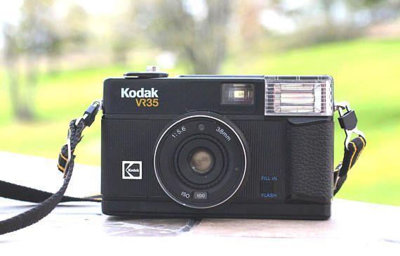 Vintage Kodak VR35, Caméra Kodak, Vintage, Caméra Vintage, Appareil Photo Argentique, Rétro