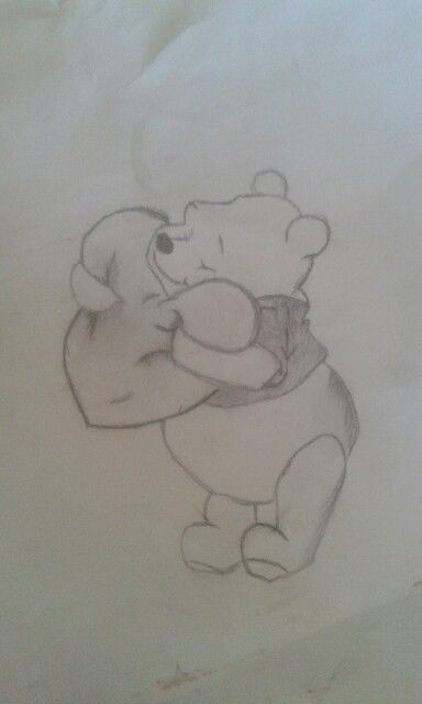 My other pooh bear