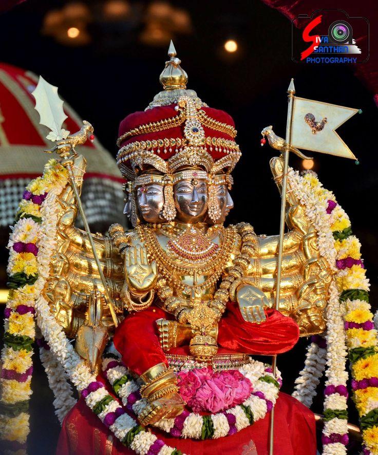 Lord Murugan- Nallur Kandasamy Temple,Yazhpanam,Sri Lanka
