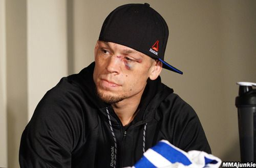 Nate Diaz on not fighting Conor McGregor at UFC 189: I... #ConorMcGregor: Nate Diaz on not fighting Conor McGregor at UFC… #ConorMcGregor