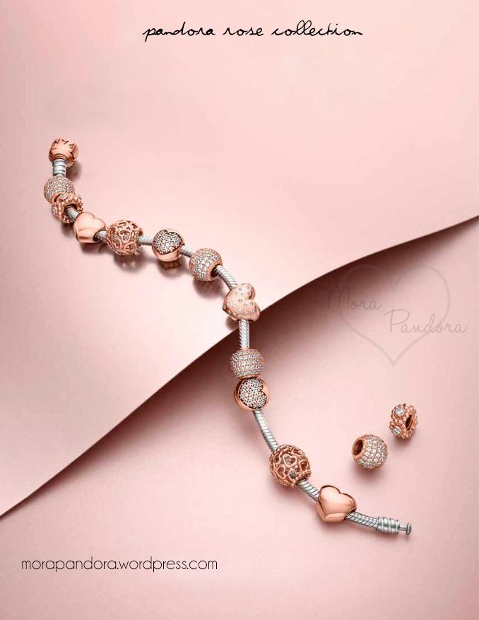 Pandora Rose Collection Official Release - due out on the 2nd of October! Love this campaign image. <3