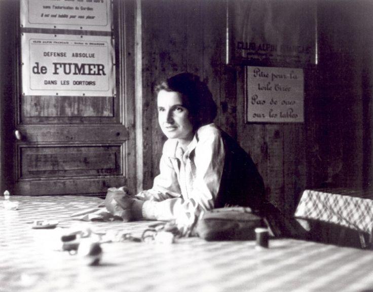 Rosalind Franklin, la gran olvidada en el descubrimiento del ADN.