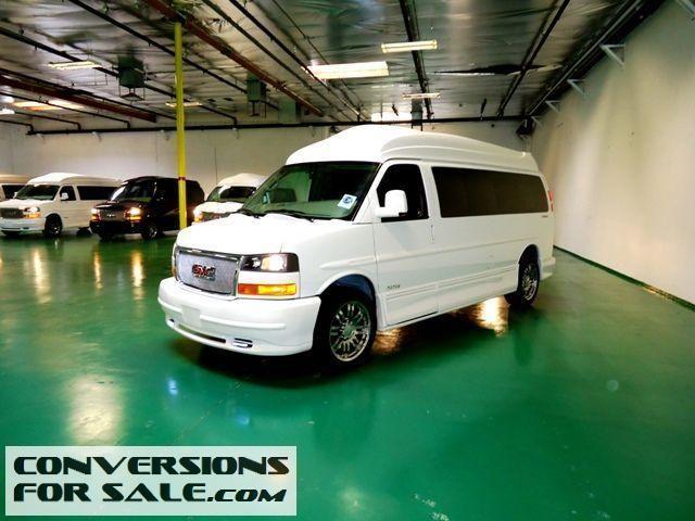 2014 gmc 9 passenger conversion van amura presidential conversion vans for sale pinterest. Black Bedroom Furniture Sets. Home Design Ideas
