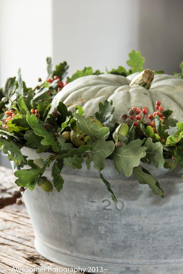 ~AweSomeLiving~: Genieten van wat de herfst ons geeft........