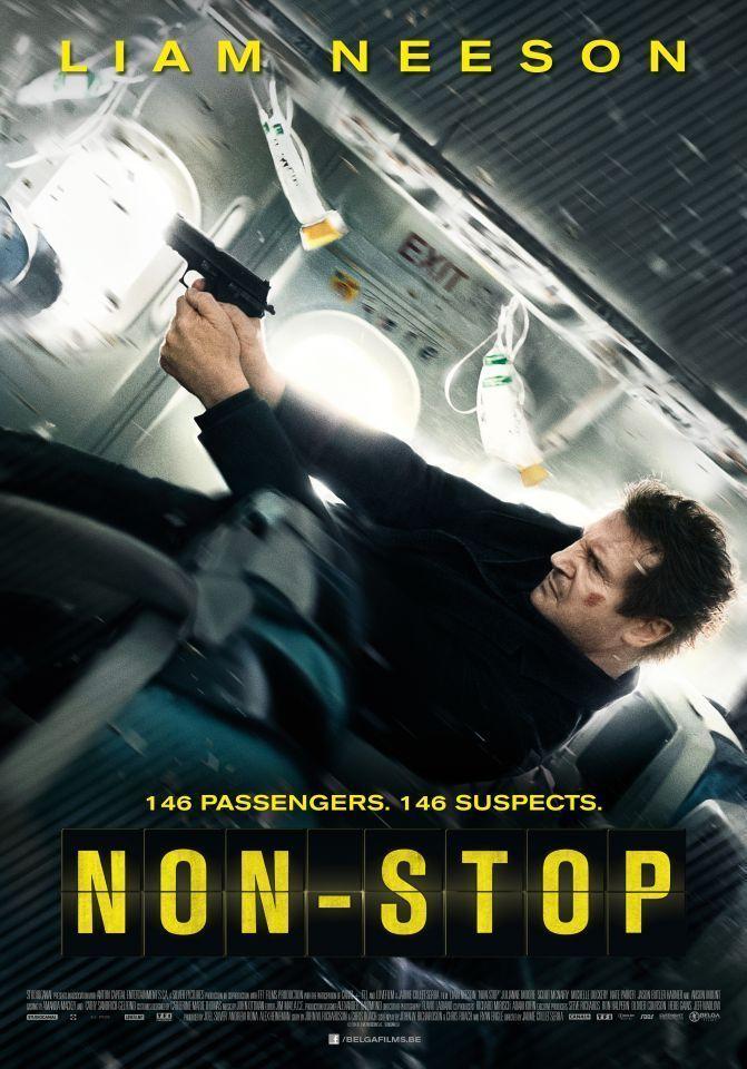 Film Review Non Stop 2014 Isaac Li Filme Filmplakate Plakat