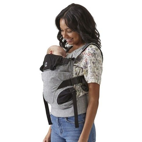 Contours Journey 5 In 1 Baby Carrier Gray Baby Stevens Contour