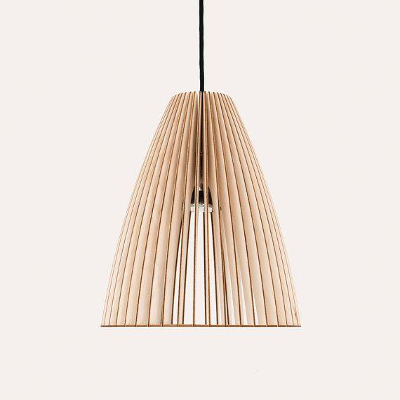Teia IUMI DESIGN Lampe aus Holz von IUMIDESIGN auf Etsy