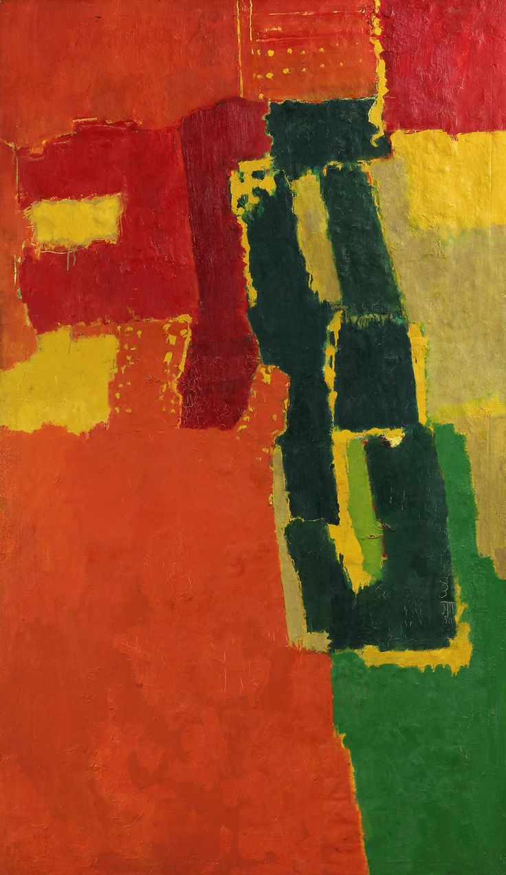 Frank Lobdell, Untitled, 1949, Foster-Gwin Art and Antiques