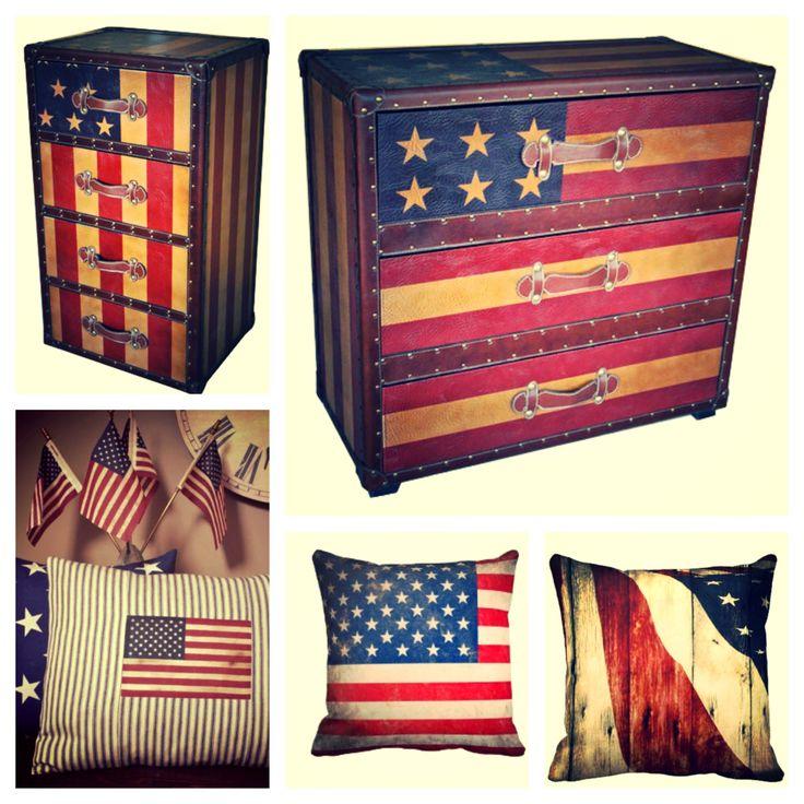 patriotic home decor - Patriotic Decorations