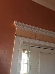 Wood Profits   How To Make Your Front Door Look High End   Side Trim, Header  Trim And Crown Moulding Added. Caulk, And Paint. Discover How You Can Start  A ...