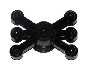 BOW JAX INC Monster Jax Solid Limb Black, PR