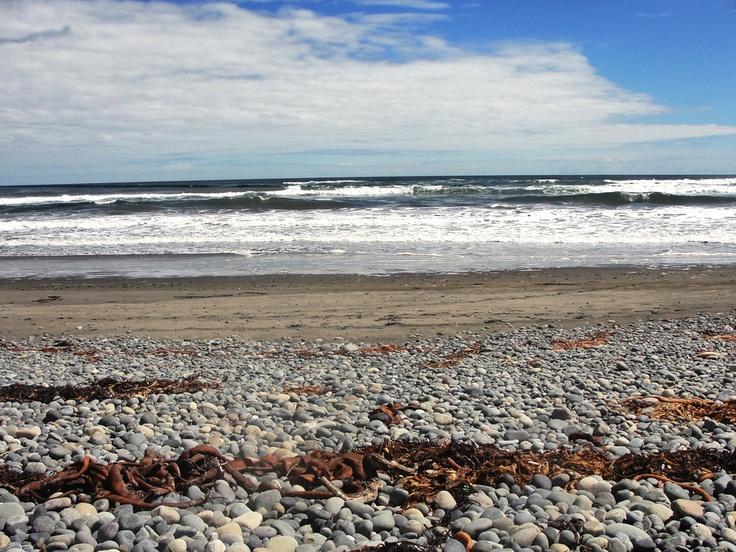 Cucao Beach, Island of Chiloé, Chile