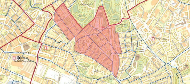 Områdeløft Tøyen - Tøyensatsingen - Oslo kommune