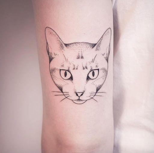 Este gato http://tatuagens247.blogspot.com/2016/08/de-volta-criativa-braco-tatuagens-para.html