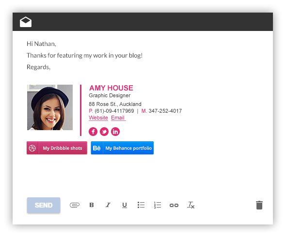 Más de 25 ideas increíbles sobre Signature creator en Pinterest ...