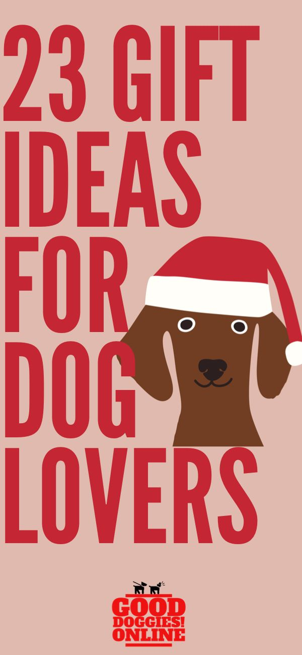 The 2017 Holiday Gift Guide for Dog Lovers is here! Get great Christmas gift ideas for the dog lover, dog Mom or pet parents in your life with these fun gift ideas. #dogs #giftideas #holiday